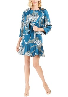 N Natori Chrysanthemum Dress