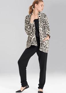 N Natori Plush Animal Jacket