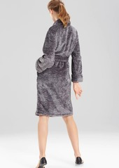 N Natori Plush Melange Robe