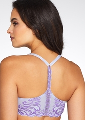 Natori + Feathers Front-Close T-Back Bra