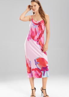 Natori Abstract Gown