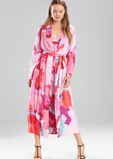 Natori Abstract Robe