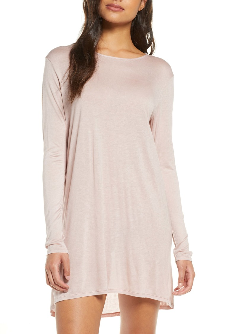 Natori Avalon Modal Sleep Shirt (Nordstrom Exclusive)