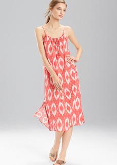 Natori Batik Gown