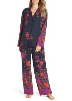 Natori Botanica Satin Pajamas
