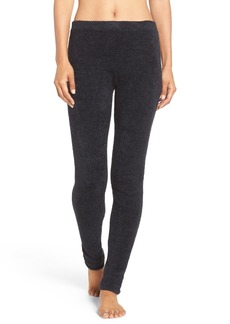 Natori Bouclé Knit Leggings