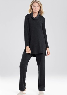 Natori Brushed Knit Tunic