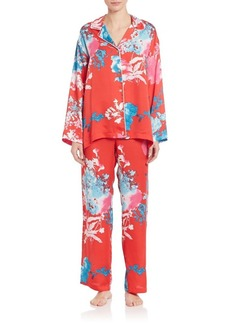 Natori Chianti Notch Pajamas