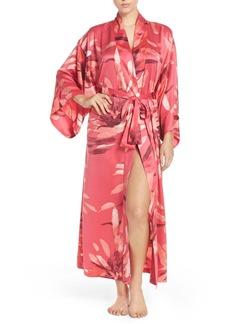 Natori 'Dhalia' Print Robe