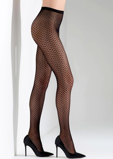 Natori Diamond Toile Tights