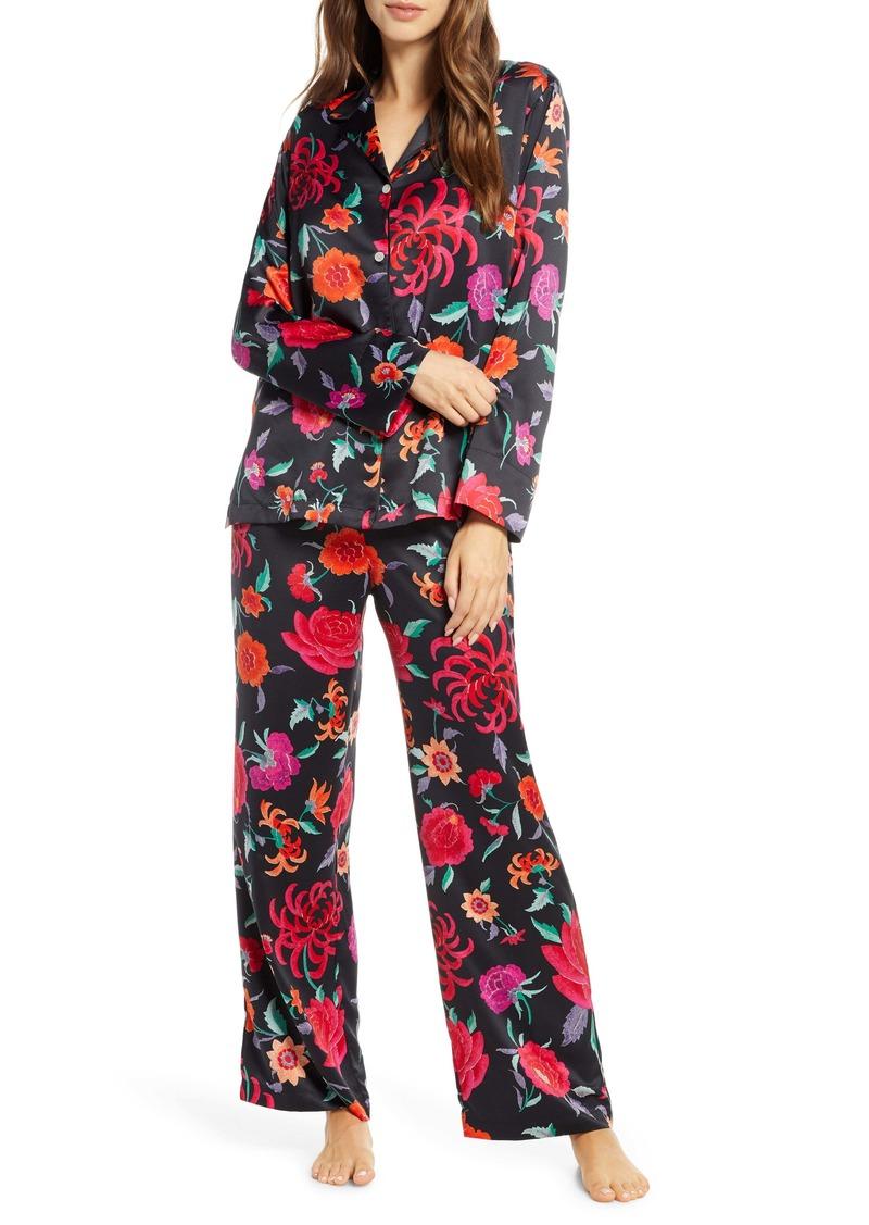 Natori Duchess Satin Pajamas