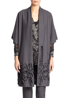 Natori Embellished Jacket
