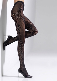 Natori Feather Lace Net Tights, Online Only
