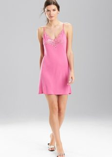 Natori Feathers Chemise with Center Lace