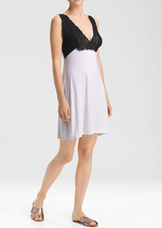 Natori Feathers Chemise with Lace Cups