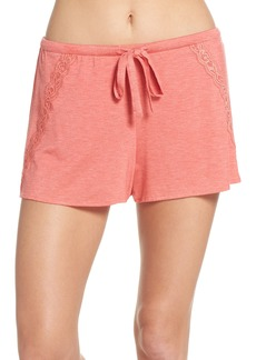 Natori Feathers Essential Pajama Shorts