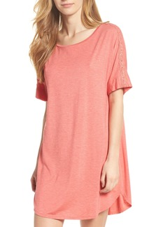 Natori Feathers Essential Sleep Shirt
