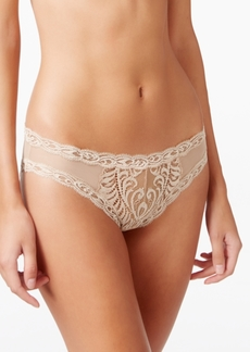 Natori Feathers Low-Rise Sheer Hipster Underwear 753023