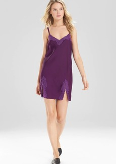 Natori Feathers Satin Lace Chemise