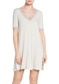 Natori Feathers Sleep Shirt