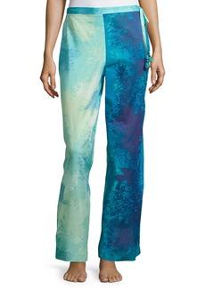 Natori Floral Stream Lounge Pants
