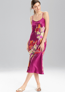 Natori Imperial Floral Gown