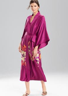Natori Imperial Floral Robe