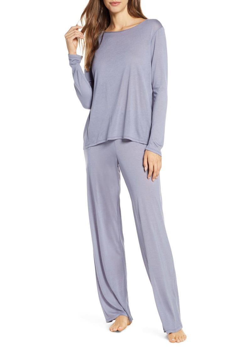 Natori Jersey Pajamas (Nordstrom Exclusive)