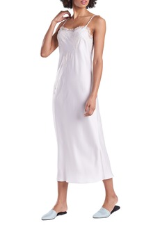 Natori L'Amour Lace Trimmed Nightgown