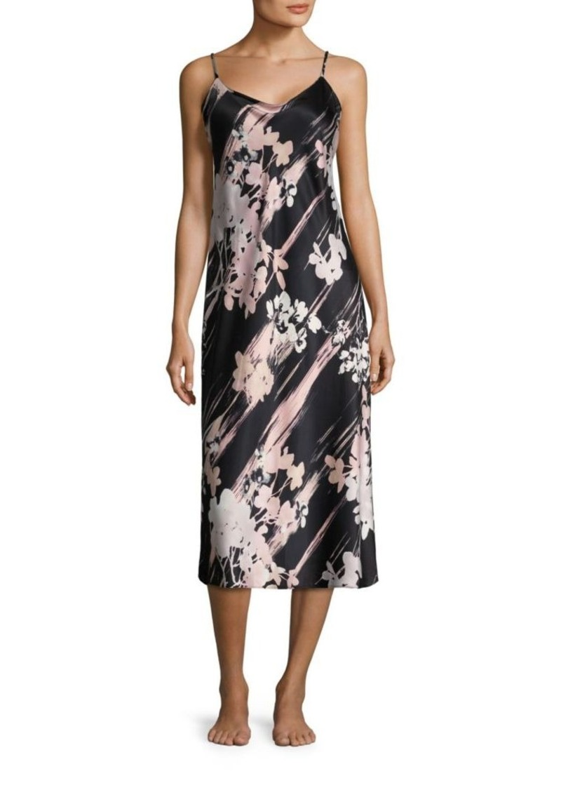 Natori Layla Floral Gown