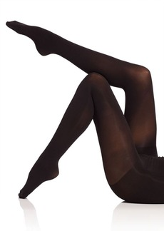 Natori Velvet Touch Opaque Control Top Tights