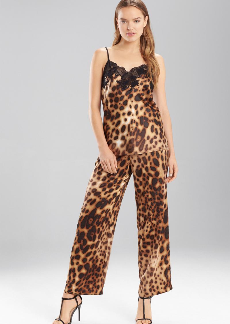 7744c2591978 Natori Natori Leopard Cami PJ | Casual Shirts