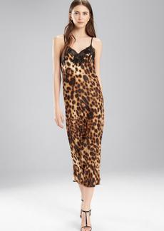 Natori Leopard Gown