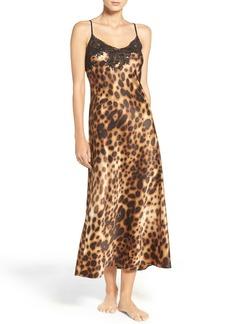 Natori Leopard Nightgown