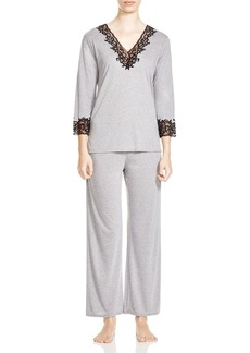 Natori Lhasa Long Sleeve PJ Set