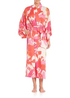 Natori Lucent Palms Robe