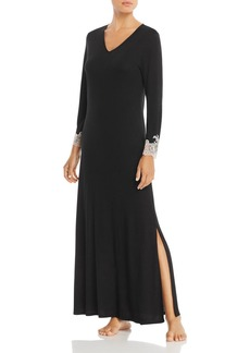 Natori Luxe Shangri-La Lounger Gown - 100% Exclusive