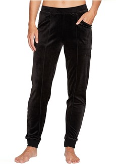 "Luxe Velour Pants 31"""