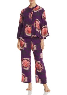 Natori Mandarin Long PJ Set