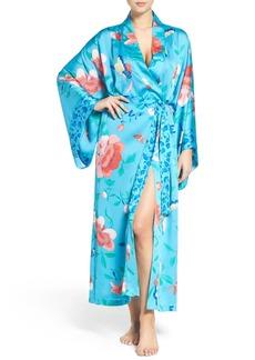 Natori Manila Satin Robe