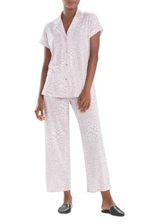 Natori Mini Vines Print Pajama Set