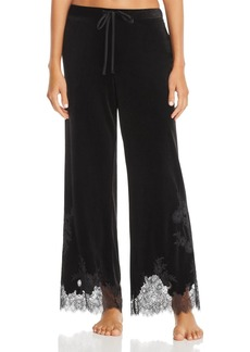 Natori Natalie Velvet Pajama Pants