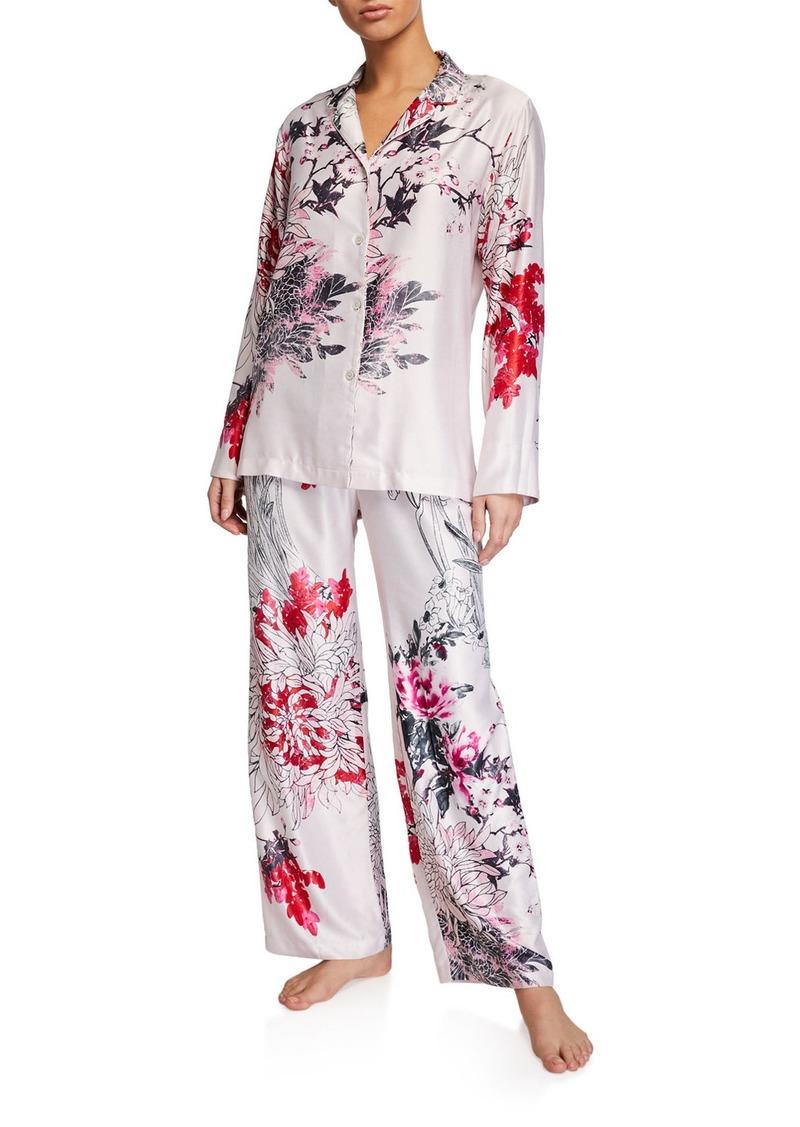 Natori Nikko Classic Pajama Set