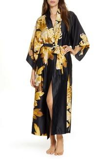 Natori Opulent Satin Robe