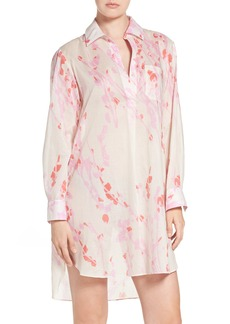 Natori Orchid Spray Sleep Shirt