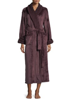 Natori Plush Long Robe