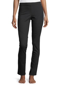 Natori Power-Fit Straight-Leg Leggings