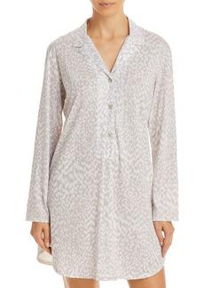 Natori Printed Sleep Shirt