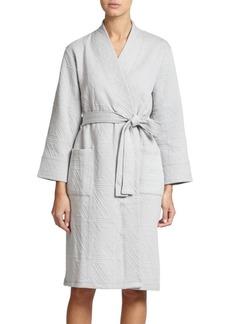 Natori Quilted Jacquard Robe