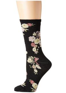 Natori Saipan Crew Socks